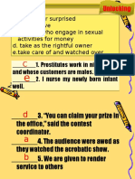English Powerpoint