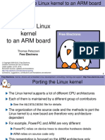 Kernel Porting