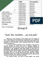Group 06 Case 1a