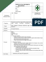 Ep. 8.1. Sop Penyimpanan Dan Distribusi Reagensia