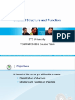 Channel Structure and Function