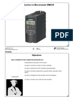 PRO1_10E_IntroductionMicromaster