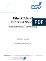 EtherCAN S7 Manual