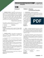 1.2. Biologia Exercícios Resolvidos Volume 1