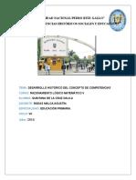 La Formación Humana Integral y Las Competencias (1)