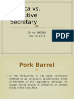 PDAF Revised to Be Continued