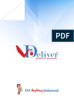 VDeliver e Brochure.