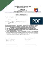 Surat Pernyataan Prakerin Siswa