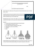 Lab Manual for Soil Testing