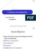 Session 15 Composites and Applications