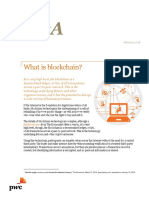 Qa What is Blockchain