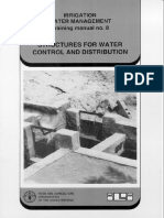 Manual8 Irrigation Structures