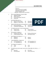 UGC NET Model  question paper 1 Social Work.pdf
