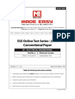 conventional practice paper