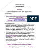 CF Assignment1