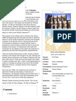 Rosslyn Chapel - Wikipedia, The Free Encyclopedia
