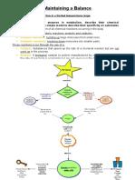 Biology Notes - Maintaining a Balance.doc