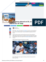 New York Mets put Juan Lagares on DL.pdf