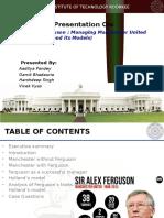 Harvard B-School Ferguson Case Study