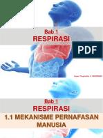 Sains t3 Bab 1 - Respirasi