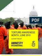 Amnesty International -Torture Awareness Activist Toolkit June 2010