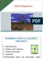 Tema 9. Conceptos Básicos de Química Orgánica