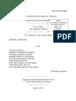 Hollins v. Fulton County, 11th Cir. (2011)