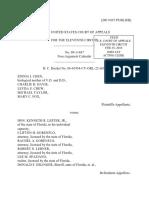 Zinnia I. Chen v. Hon. Kenneth R. Lester, Jr., 11th Cir. (2010)
