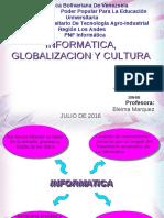 Problematicas actuales de la informatica, la soberania y la cultura