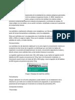 ecotoxi informe
