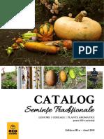 Catalog Seminte 20015