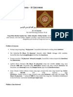 Fadhilat Asma'ul Husna – Al Qayyumm.docx