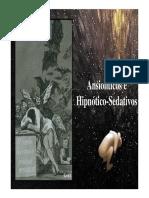Ansioliticos e Anticonvulsivantes 2013