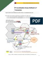 CoMP (2).CoMP Coordination Areas Defined in 7 Different 3GPP Scenarios