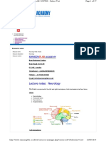 Anatomy and Epidemiology
