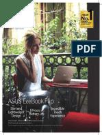 ASUS Laptop Catalogue !!!
