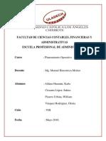 Programa de Capacitacion-Gloria Vásquez (1) Planemiento Operativo