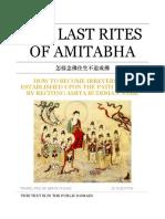 The Last Rites of Amitabha