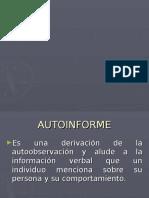 Cuestionarios, Inventarios y Escalas