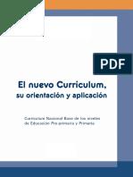 El Nuevo Curriculum
