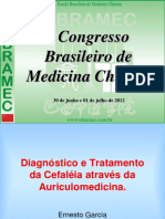 Diagnostico e Tratamento Da Cefaleia