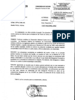Informe de Cultura Febrero 2010