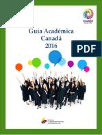 Guia Academica Canada 2016 (1)