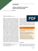 血流限制對於肌肥大的生理機轉 回顧性文章