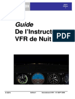 Guide Instructeur VFR Nuit
