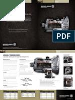 Catálogo Transmision Manual - DeTROIT DIESEL