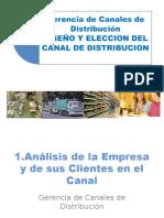 Diseño y Eleccion Del Canal de Distribucion