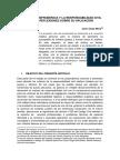 11 Jairo Cieza Mora Nuestra Jurisprudencia y La Responsabilidad Civil Medica. Reflexiones Sobre Su Aplicacion