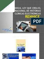registro nacional de historias clinicas peru