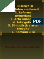 0 Europa Romanica Si Europa Gotica